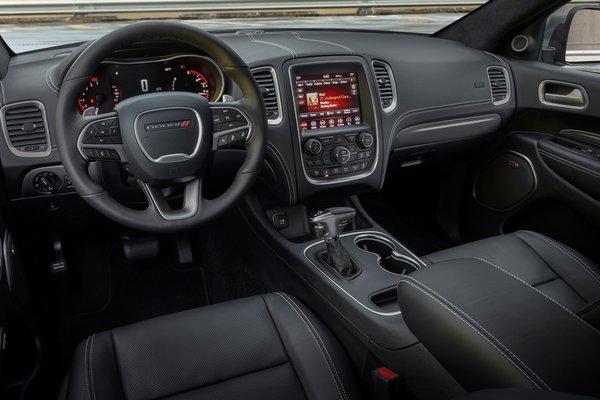 2018 Dodge Durango Citadel Interior
