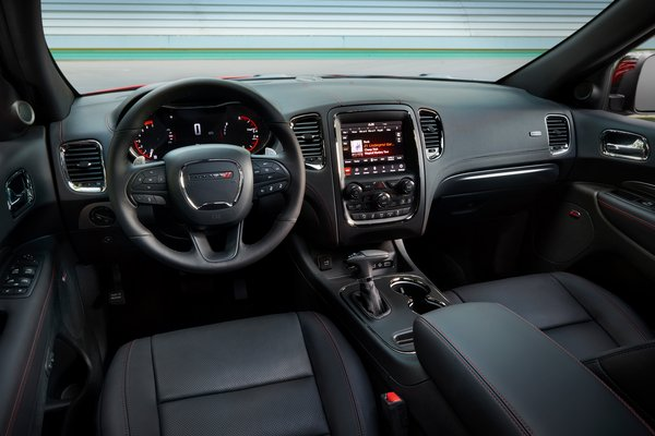 2018 Dodge Durango R/T Interior