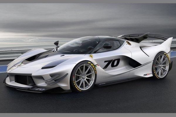 2018 Ferrari FXX-K Evo