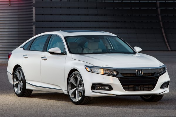 2018 Honda Accord Touring