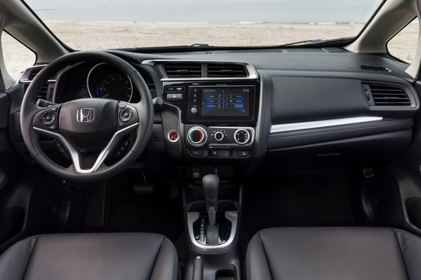 2018 Honda Fit Interior