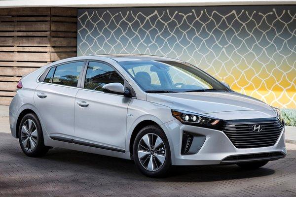 2018 Hyundai Ioniq Plug-in Hybrid