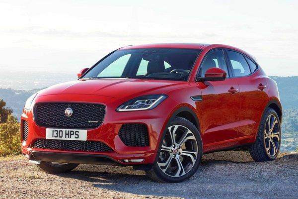 2019 Jaguar E-Pace
