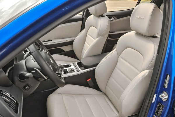 2018 Kia Stinger GT2 AWD Interior