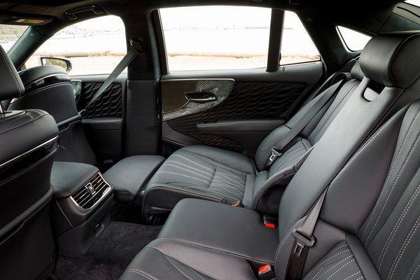 2018 Lexus LS500h Interior