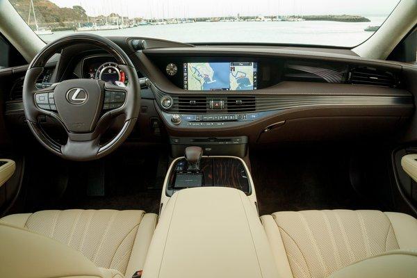 2018 Lexus LS Interior