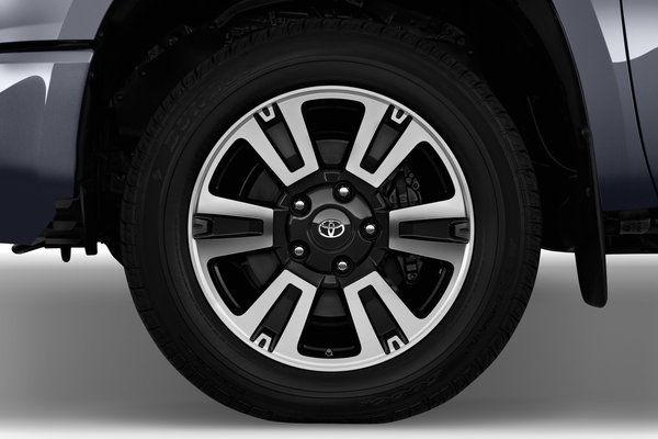 2018 Toyota Tundra TRD Sport Crew Cab Wheel