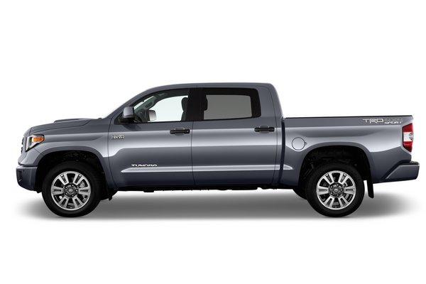 2018 Toyota Tundra TRD Sport Crew Cab
