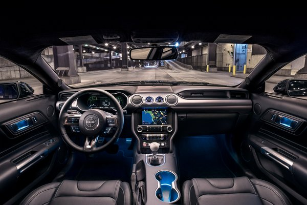 2019 Ford Mustang Bullit Interior