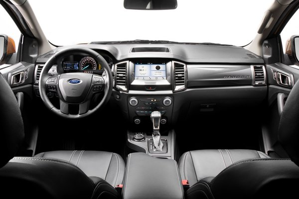 2019 Ford Ranger SuperCrew Interior