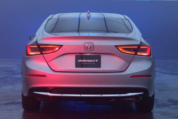 2018 Honda Insight Prototype