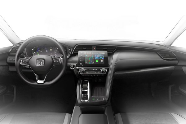 2018 Honda Insight Prototype Instrumentation