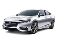 2018 Honda Insight Prototype