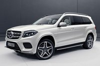 2018 Mercedes-Benz GLS-Class Grand Edition