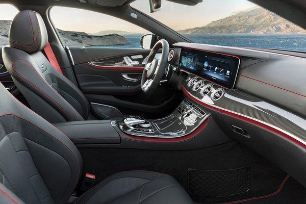 2019 Mercedes-Benz CLS-Class CLS53 AMG Interior