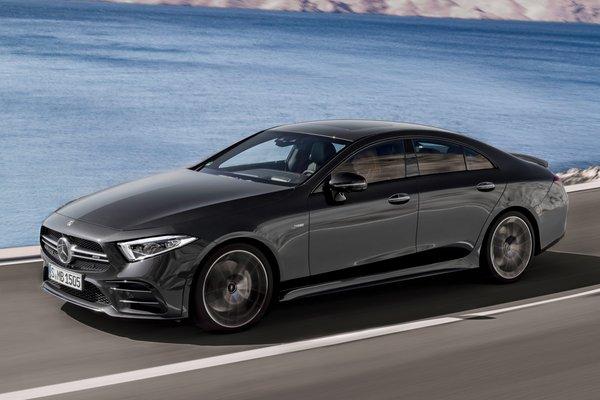 2019 Mercedes-Benz CLS-Class CLS53 AMG