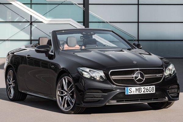 2019 Mercedes-Benz E-Class E53 AMG Cabriolet