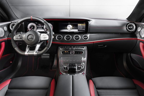 2019 Mercedes-Benz E-Class E53 AMG Coupe Interior