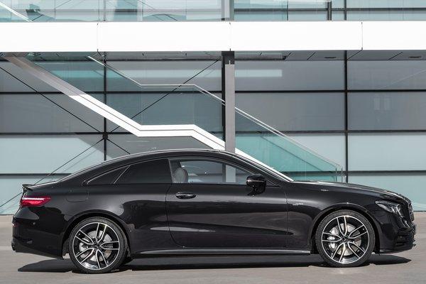 2019 Mercedes-Benz E-Class E53 AMG Coupe