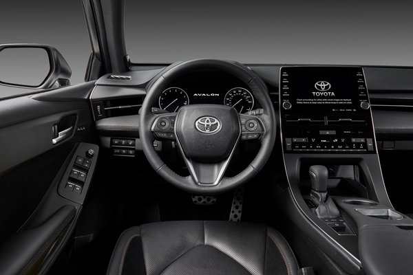 2019 Toyota Avalon Touring Instrumentation