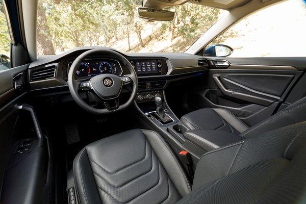 2019 Volkswagen Jetta Interior