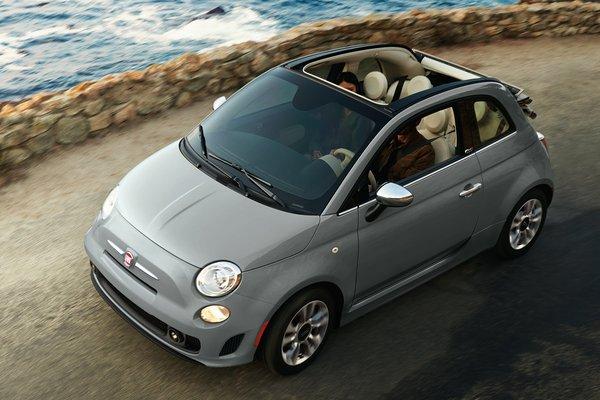 2018 Fiat 500 C