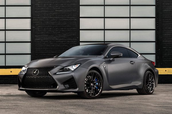 2019 Lexus RCF