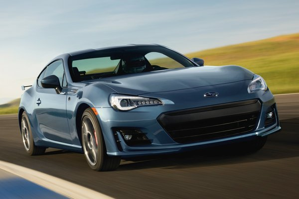 2018 Subaru BRZ 50th Anniversary edition