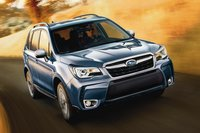 2018 Subaru Forester 50th Anniversary edition