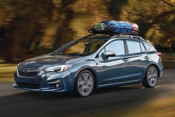 2018 Subaru Impreza 5d 50th Anniversary edition