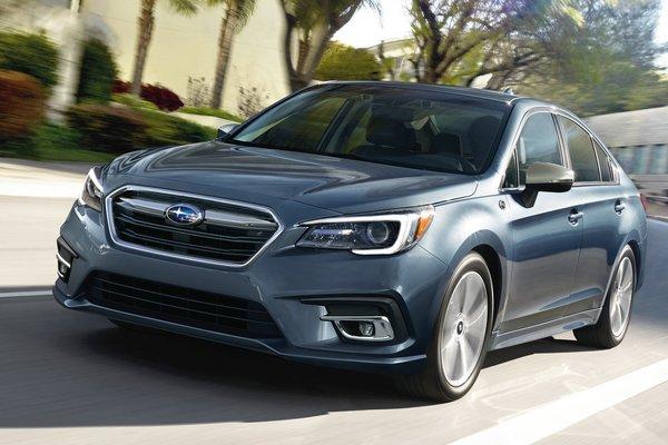 2018 Subaru Legacy 50th Anniversary edition