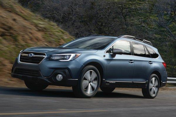 2018 Subaru Outback 50th Anniversary edition
