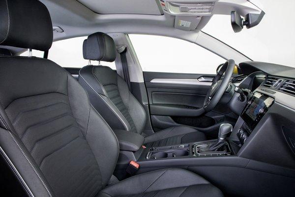 2019 Volkswagen Arteon Interior