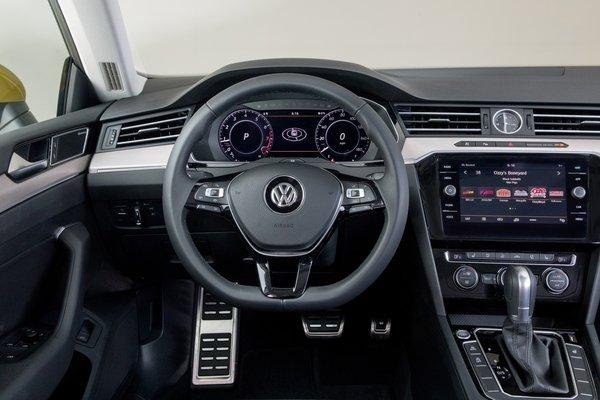 2019 Volkswagen Arteon Instrumentation