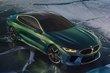 2018 BMW M8 Gran Coupe