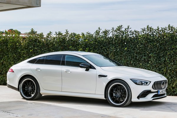 2019 mercedes benz amg gt 4 door information for Mercedes benz 4 door