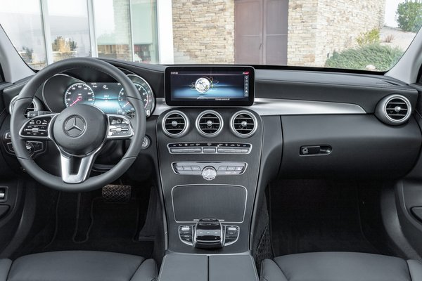 2019 Mercedes-Benz C-Class C300  Sedan Interior