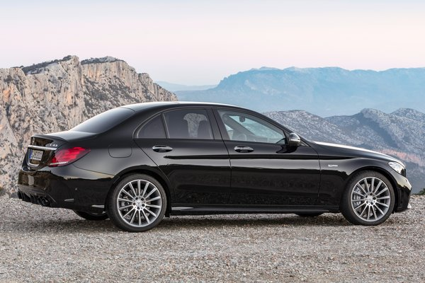 2019 Mercedes-Benz C-Class C43 AMG  Sedan