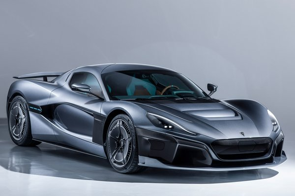 2018 Rimac Automobili C Two