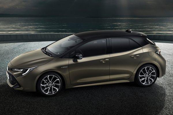2019 Toyota Auris Hybrid