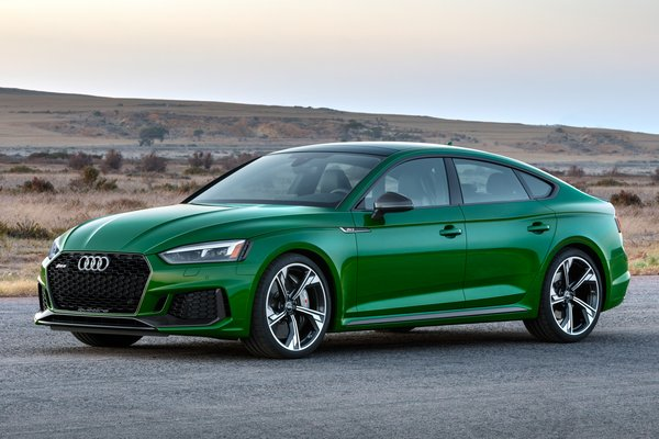 2019 Audi A5 RS 5 Sportback