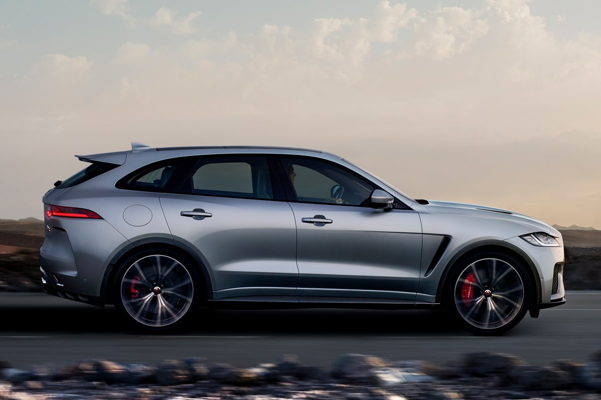 All Cars Com >> 2019 Jaguar F-Pace pictures