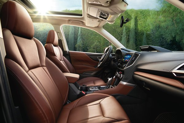 2019 Subaru Forester Touring Interior