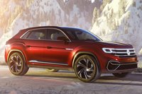 2018 Volkswagen Atlas Cross Sport