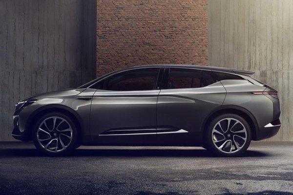 2018 Byton Concept SUV