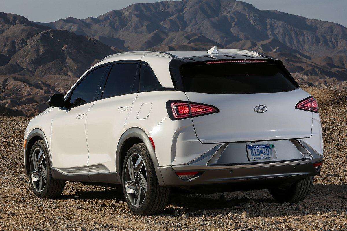 2021 Hyundai Nexo pictures