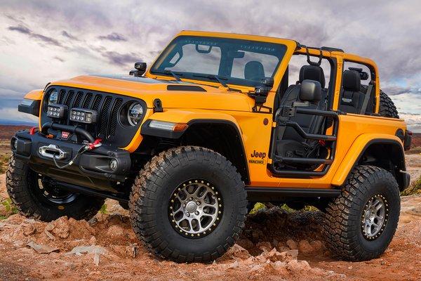 2018 Jeep Nacho Jeep