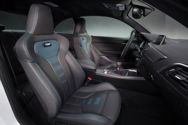2019 BMW 2-Series M2 Competition Coupe Interior
