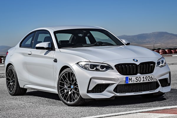 2019 BMW 2-Series Coupe