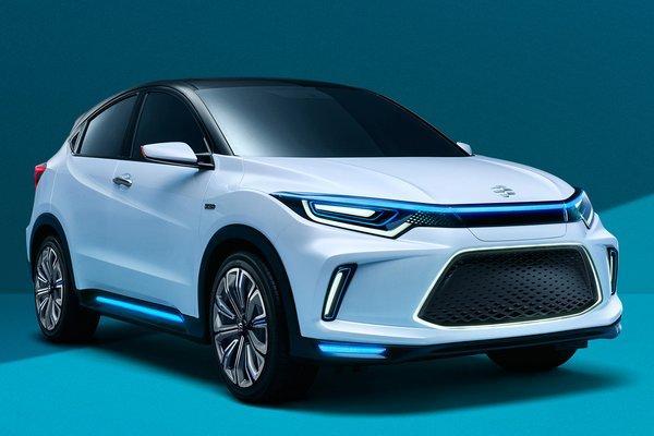 2018 Honda Everus EV